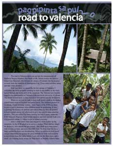 Image of the March 2008 issue of pagpipinta sa pulo