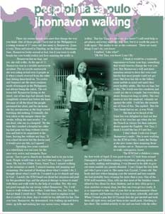 Image of the April 2008 issue of pagpipinta sa pulo