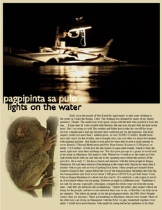 Image of the May 2008 issue of pagpipinta sa pulo