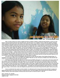 Image of the Aug. 18, 2008 issue of pagpipinta sa pulo