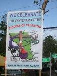 Calbayog Diocese Centenary Poster