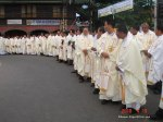 Many Priests attended the Centennial Mass